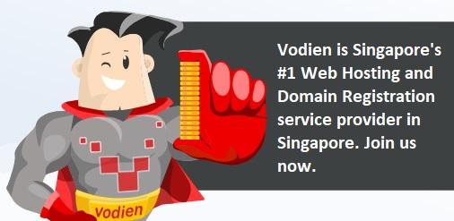 Vodien Web Hosting